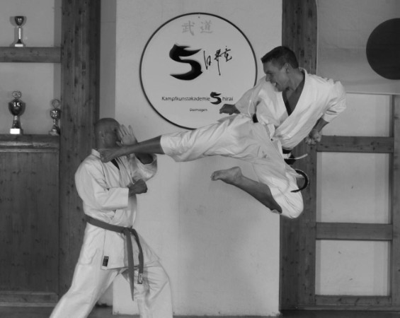 Karate in Dormagen