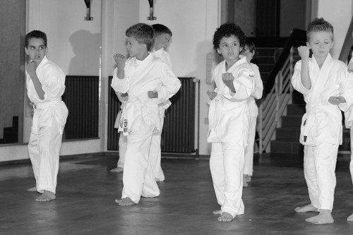 Kinderkarate in Dormagen